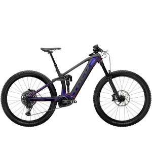 Rail 9.8 GX Gloss Purple Phaze/Matte Raw Carbon - TREK